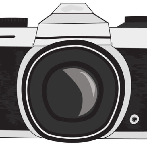 Terrific video camera vector photos